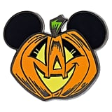 Mickey Mouse Pumpkin Pin ($9)