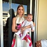 Joseph Kushner and Ivanka Trump got ready for golf in sunny Florida. Source: Instagram user ivankatrump
