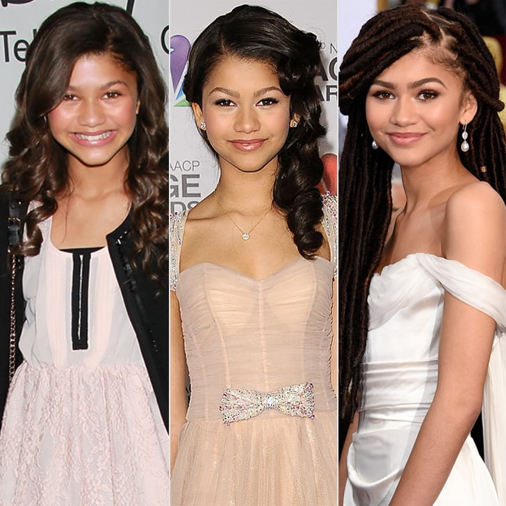 Pictures of Zendaya Through the Years