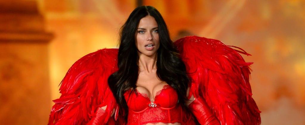 This Is What Adriana Lima Said to Kendall and Gigi Before Their First Victoria's Secret Show