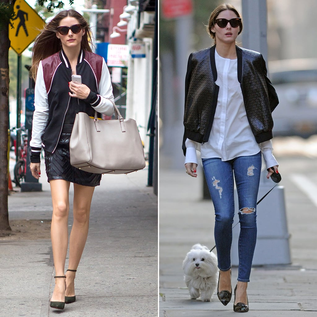 Best summer street style popsugar fashion - Olivia Palermo Best Outfits Street Style And Red Carpet Popsugar Fashion Australia