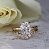 For an Elongated Fancy-Shaped Diamond Engagement Ring