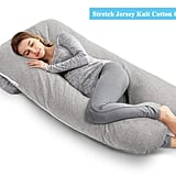 "AngQi 55"" Full Body Pregnancy Pillow"