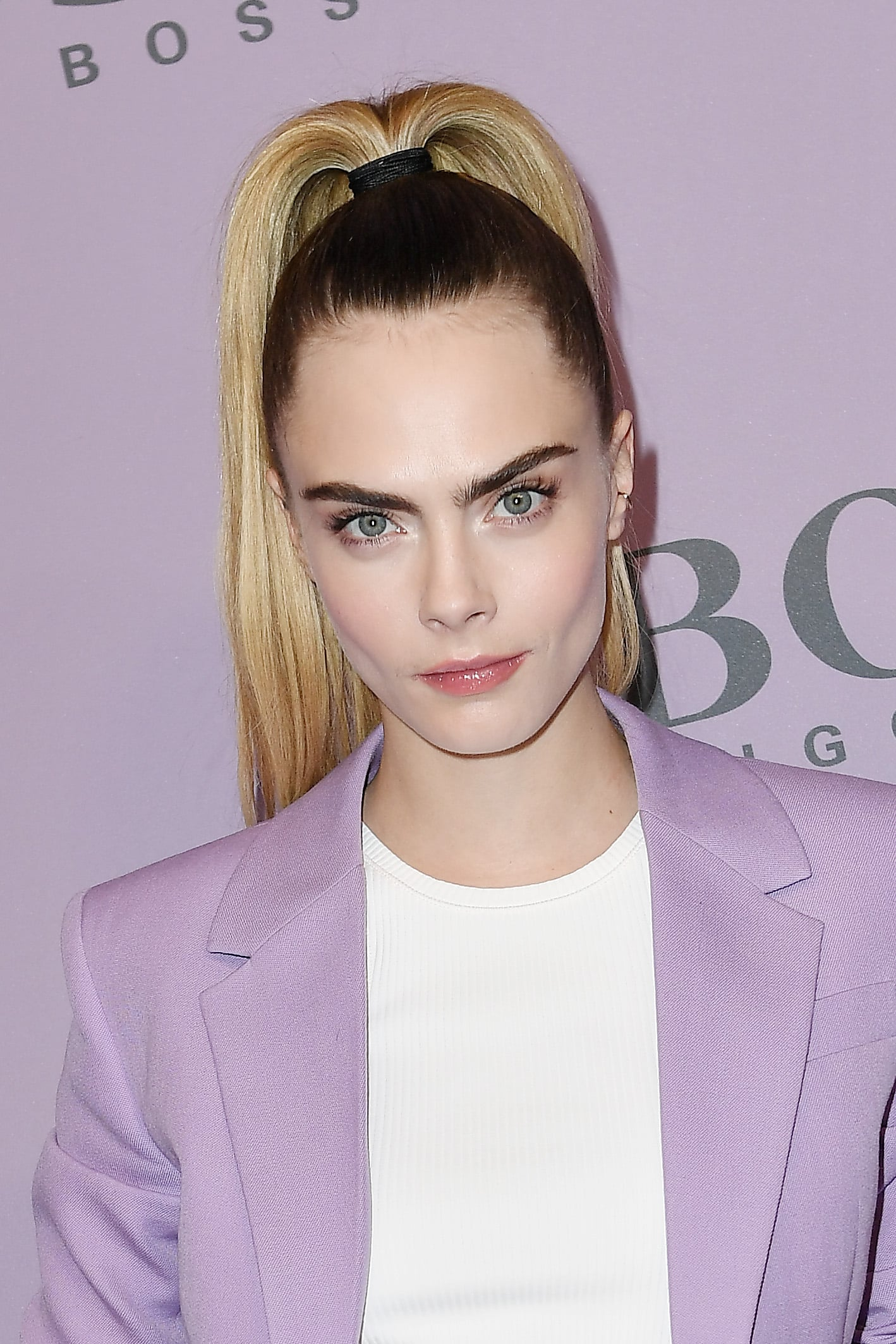 Cara Delevingne Hair Transformation Popsugar Beauty