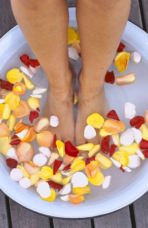 Got Achy Feet? Try This