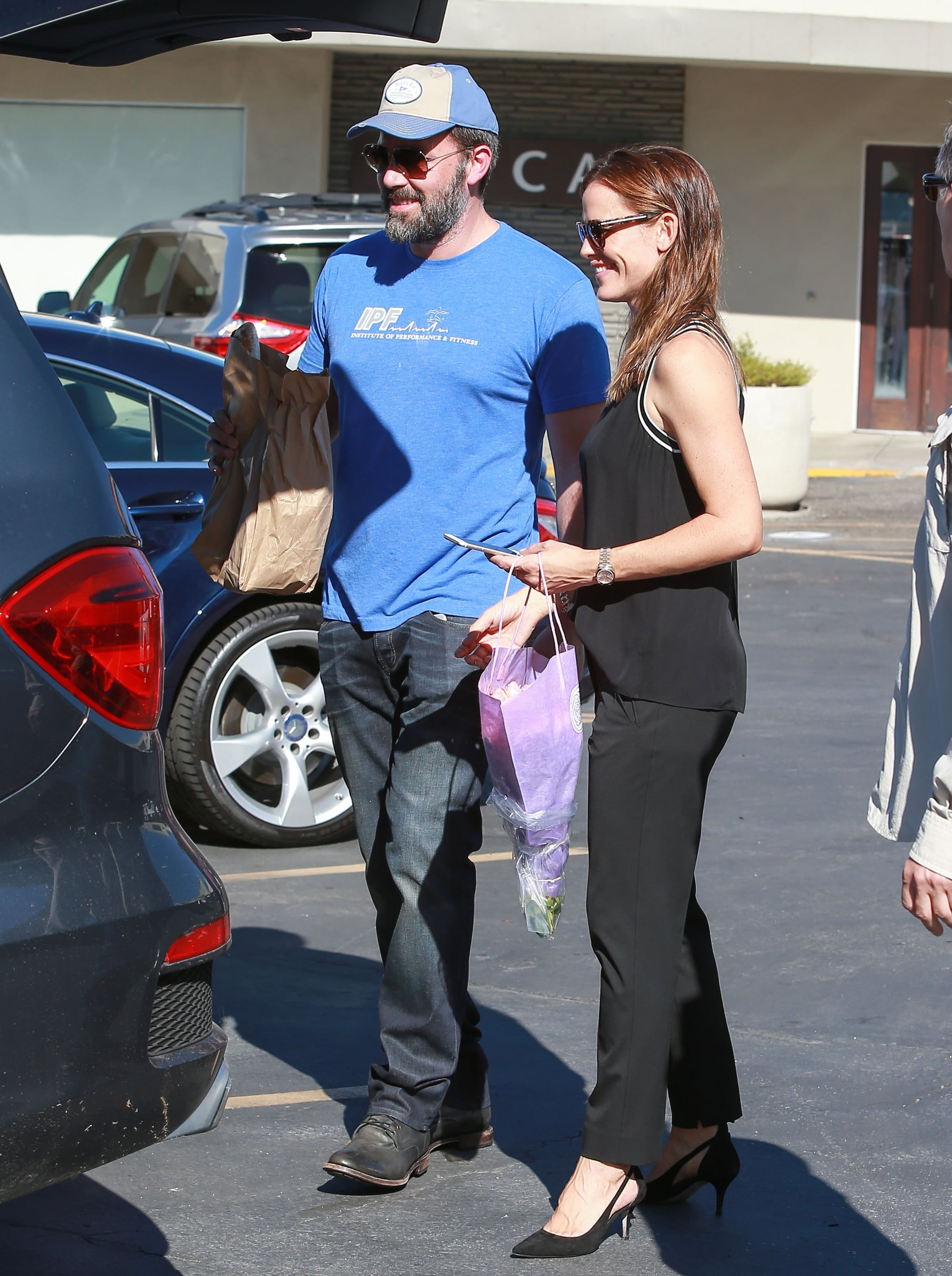 Celebrity & Entertainment | Jennifer Garner and Ben ...