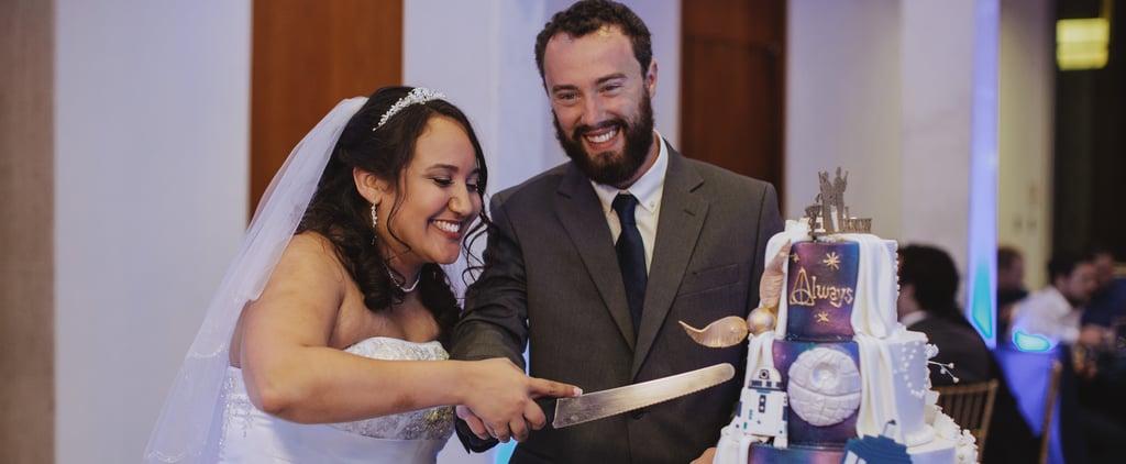 Harry Potter-Themed Wedding Ideas