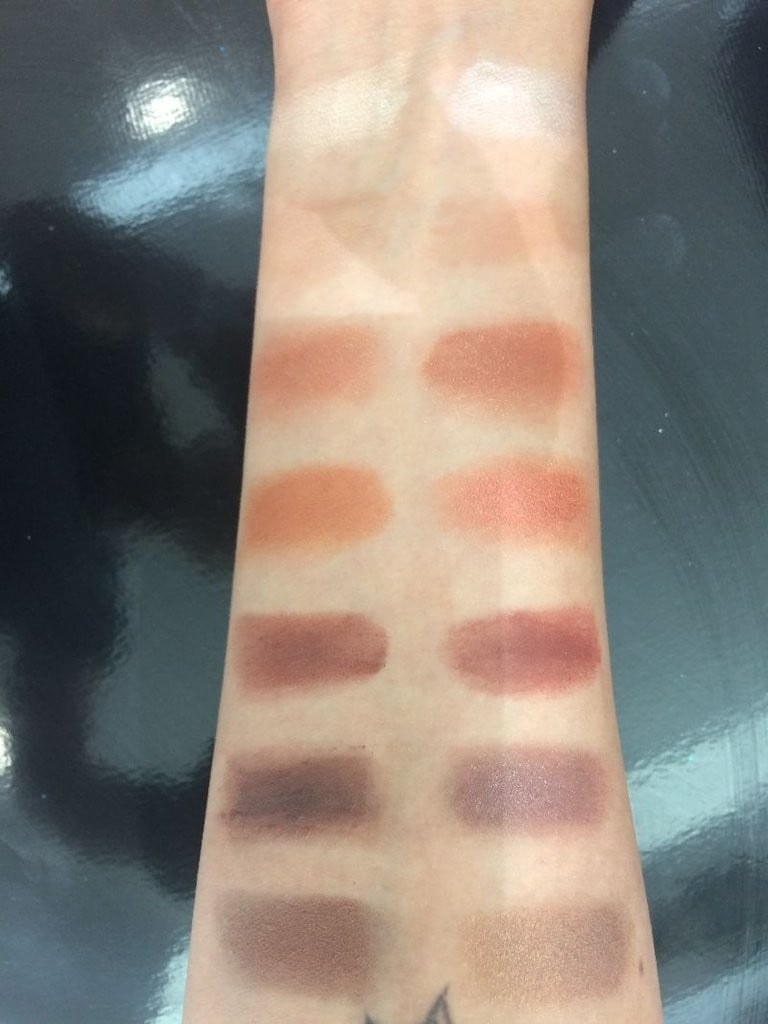 Naked Petite Heat Eyeshadow Palette by Urban Decay #7