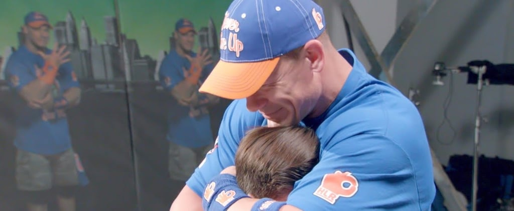 John Cena's Fans Thank Him For Changing Their Lives, and the Video Will Wreck You