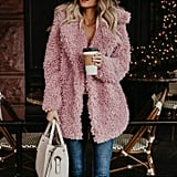 Nadition Fuzzy Coat