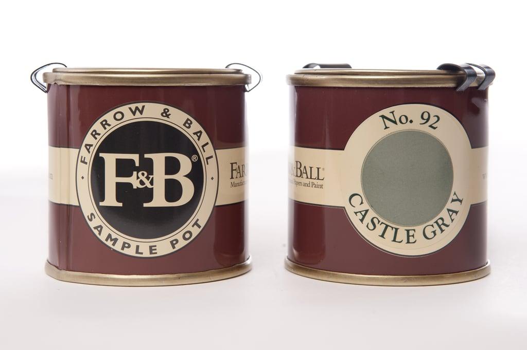 Farrow & Ball Sample Pots
