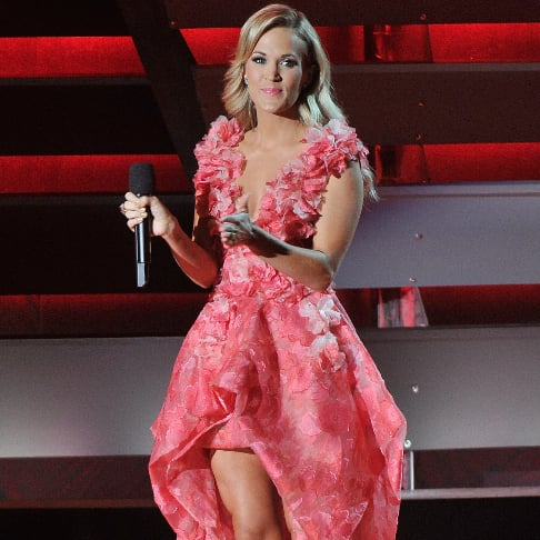 Carrie Underwood Dresses at CMA Awards 2013