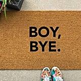 Boy, Bye
