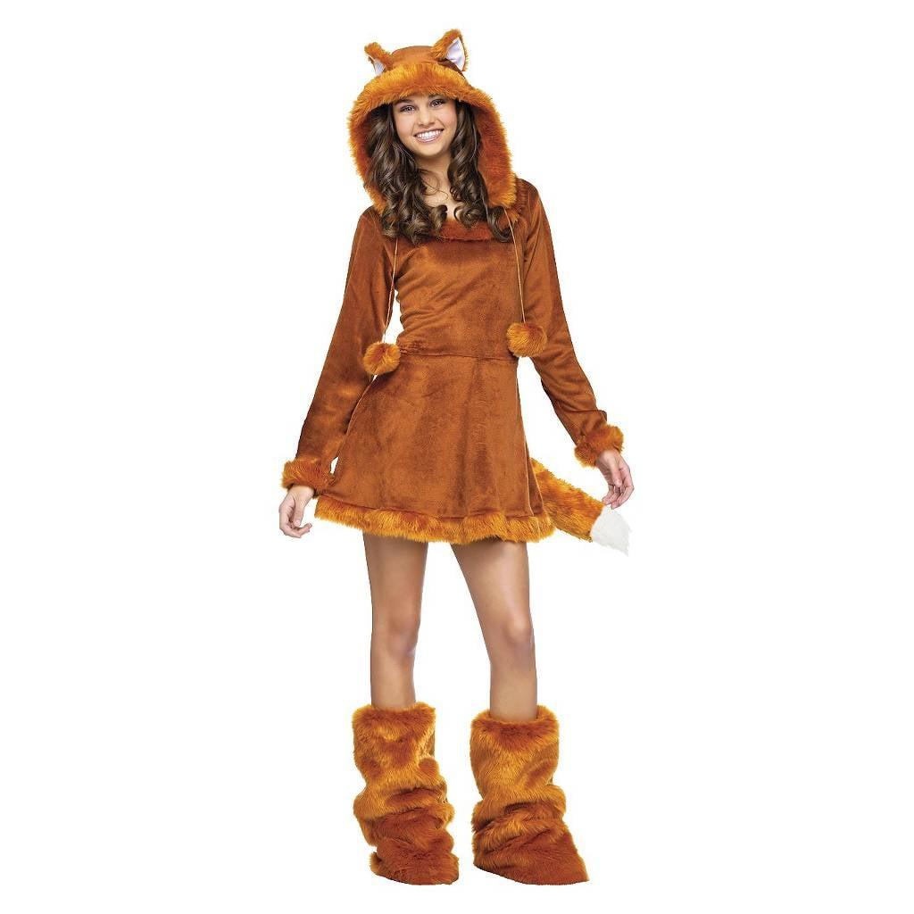 Junioru0027s Sweet Fox Costume ...  sc 1 st  Popsugar & Junioru0027s Sweet Fox Costume ($42)   Kidsu0027 Halloween Costume Ideas ...
