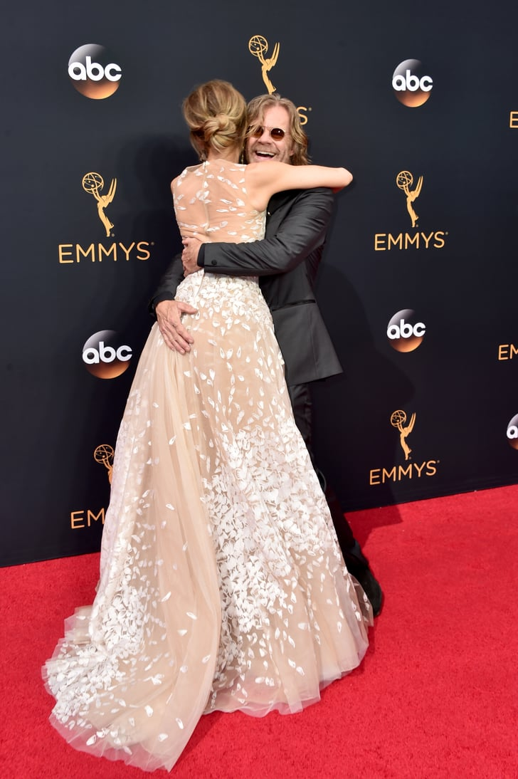 S And B Filters >> Felicity Huffman and William H. Macy at 2016 Emmys ...