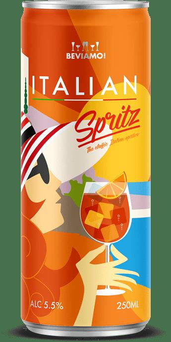 Beviamo Italian Spritz
