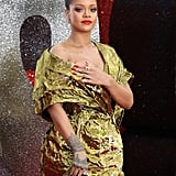 Rihanna at the Ocean's 8 UK Premiere June 2018