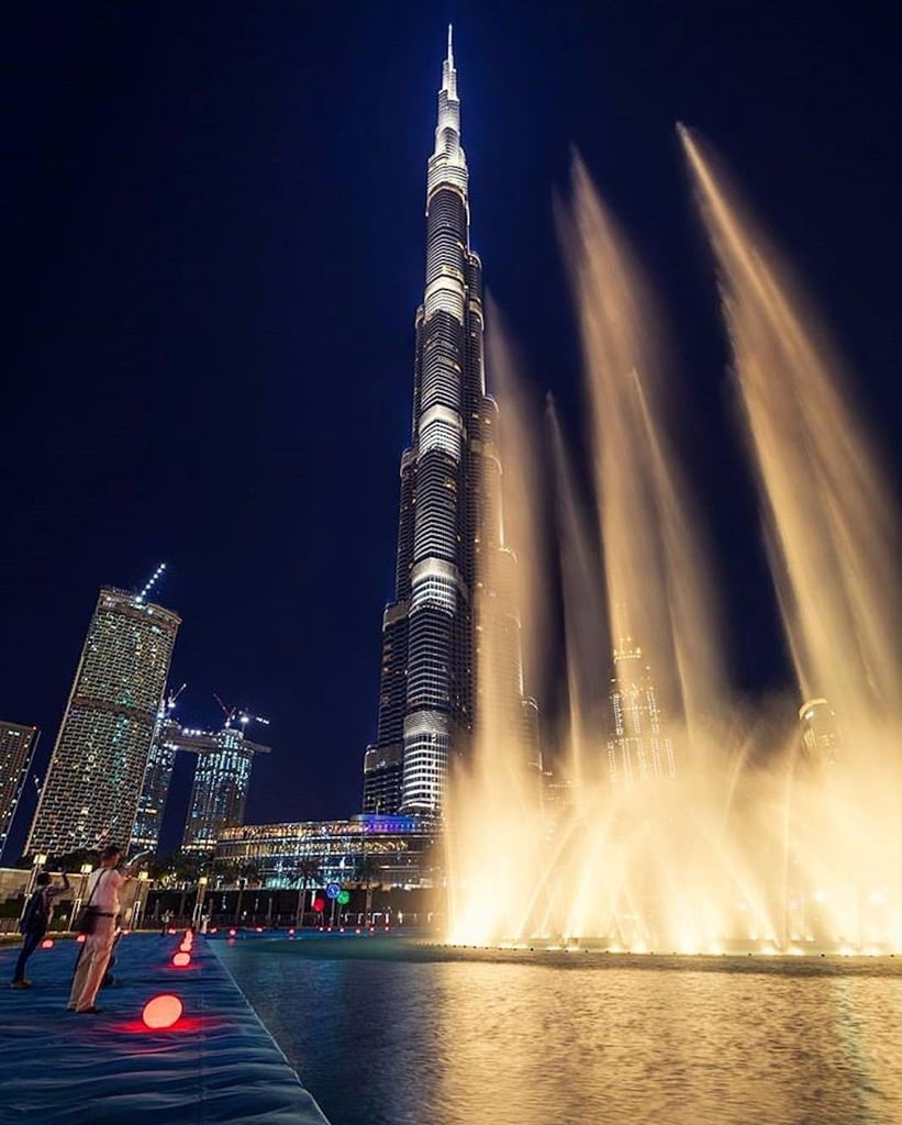 Most Instagrammed Spots in the UAE