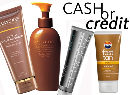 Instant Fake Tans on Every Budget