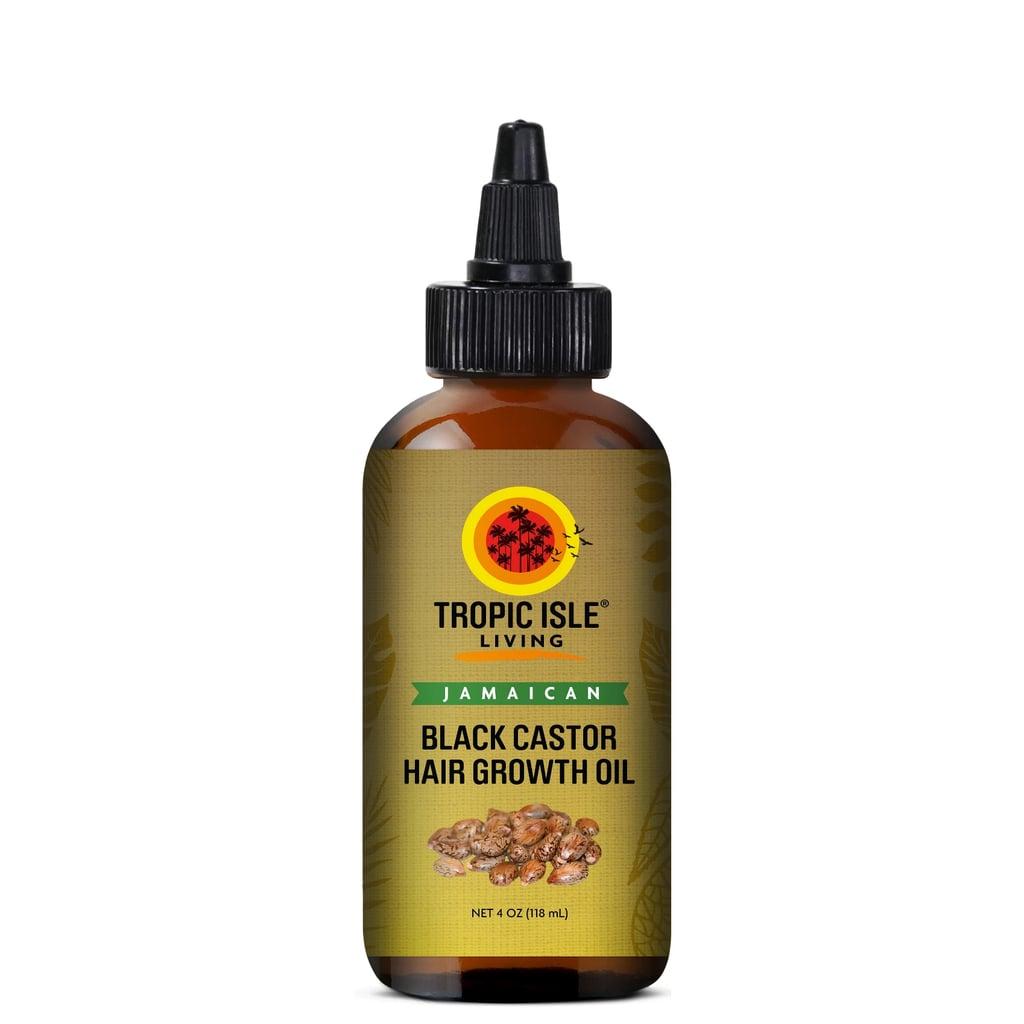 Tropic Isle Living Jamaican Black Castor Hair Growth Oil
