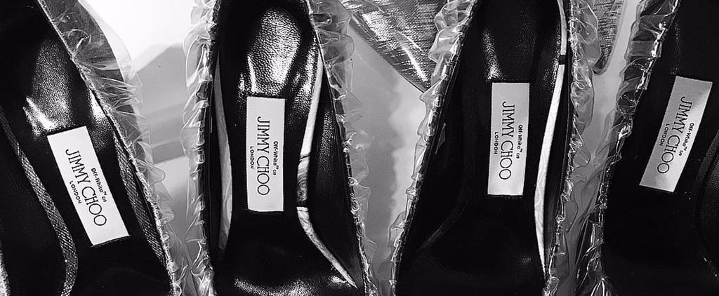 Cinderella's Glass Slipper Just Got an Avant-Garde Makeover For Paris Fashion Week