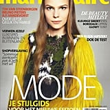 Belgium Marie Claire September 2012