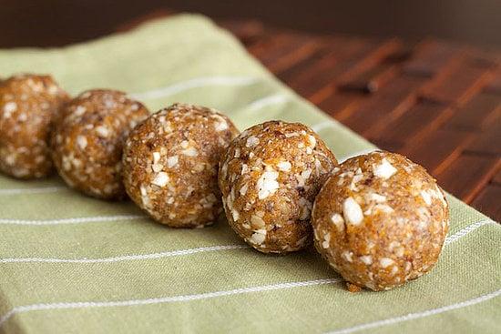 No-Bake Apricot Balls