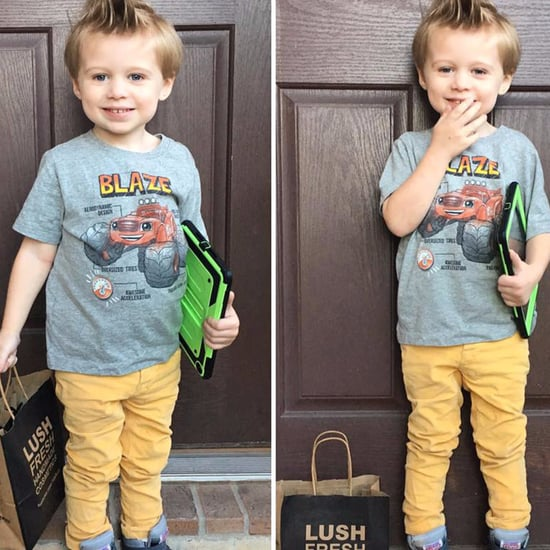 Saleswoman at Lush Helps Mom and Son With Autism