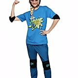 Blue Contestant Costume — Double Dare ($40)