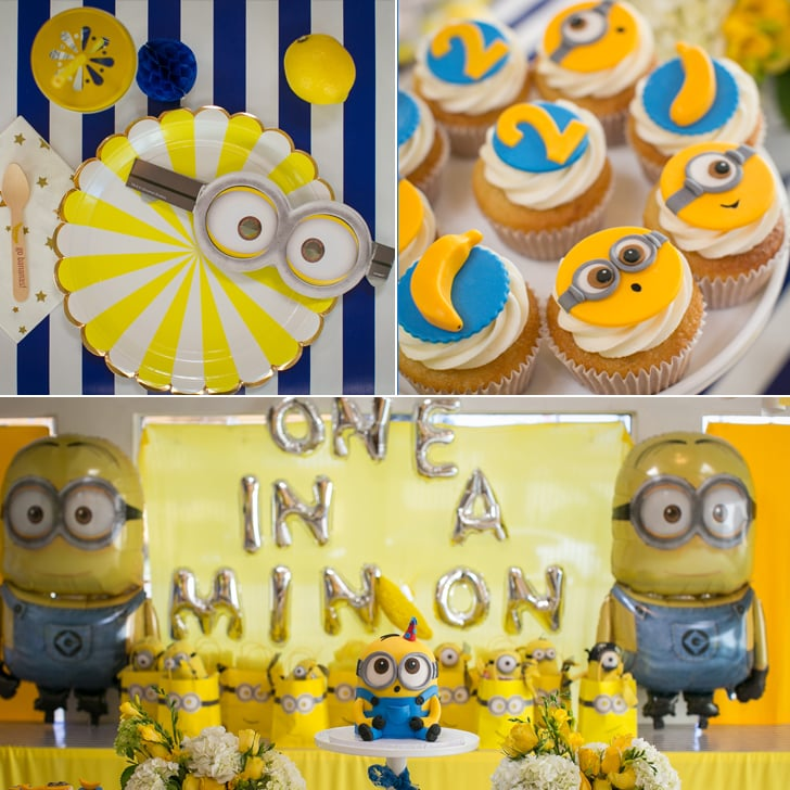 Despicable Me Minion Birthday Party
