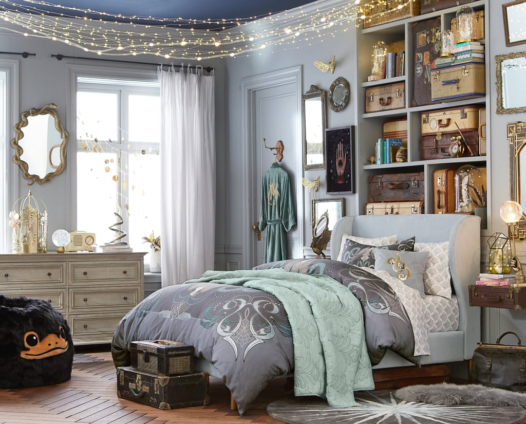 Pottery Barn Teen Fantastic Beasts Home Collection 2019