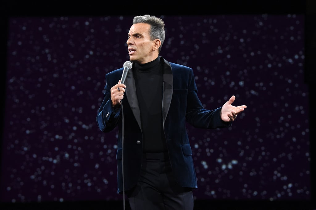 Who Is 2019 MTV VMAs Host Sebastian Maniscalco?