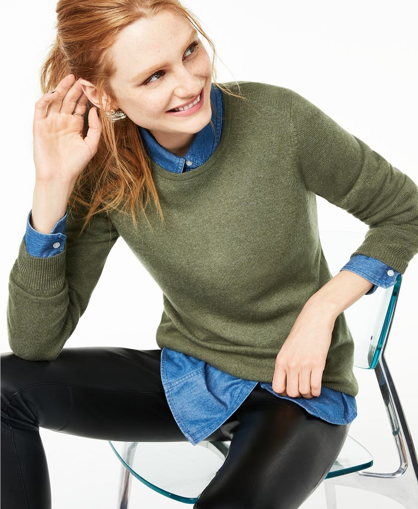 11 Sweaters That Were Made to Complement Your Fall Outfits