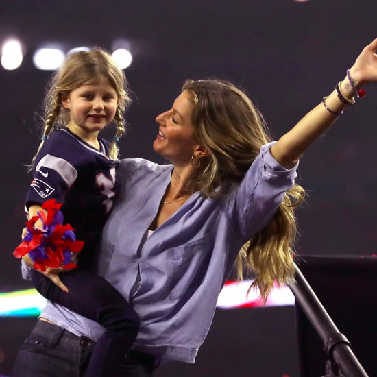 Gisele Bundchen Super Bowl 2017 Pictures