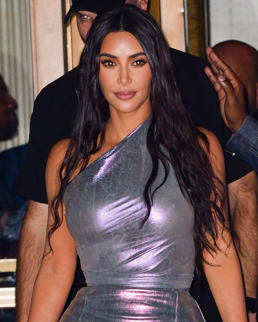 Kim Kardashian's Nude Nail Polish Color