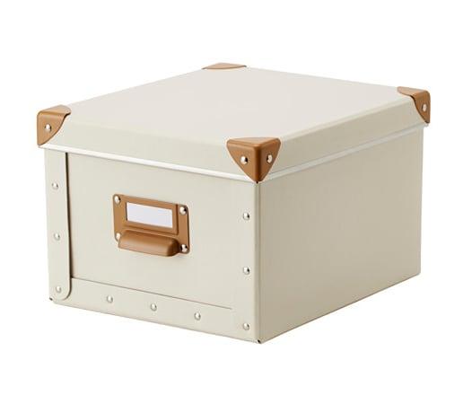 FJÄLLA Box With Lid ($4)