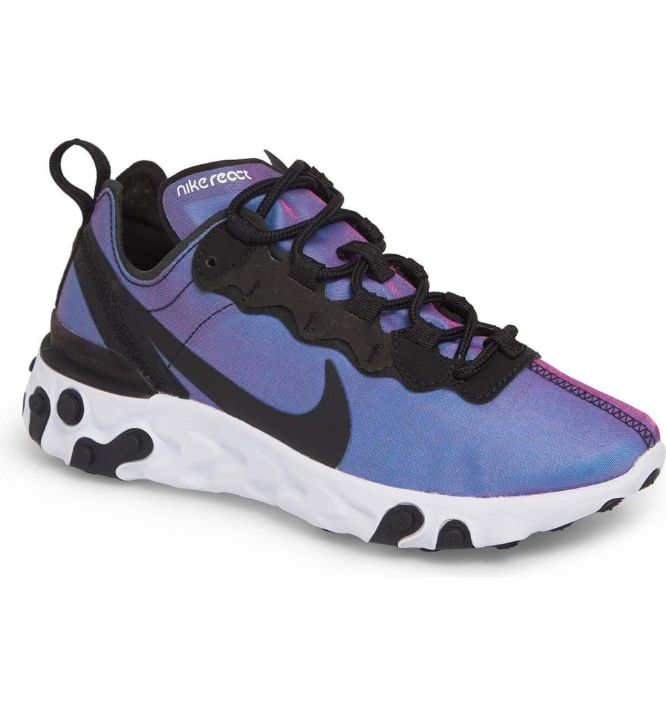 Nike React Element 55 Premium Sneakers