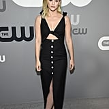 Lili Reinhart at the 2018 CW Upfronts