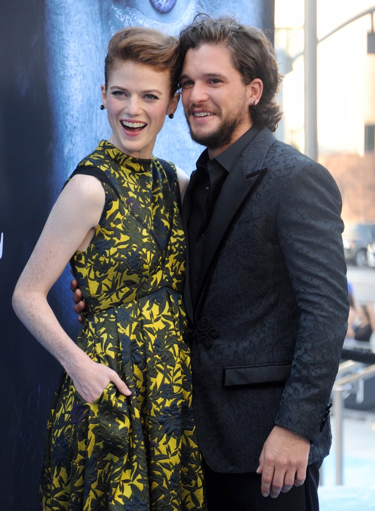 Game of Thrones Cast at Season 7 Premiere in LA