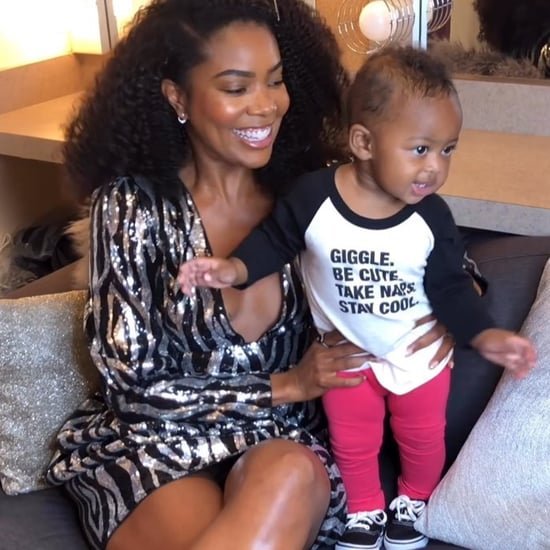 Video of Gabrielle Union's Daughter Kaavia Dancing to AGT