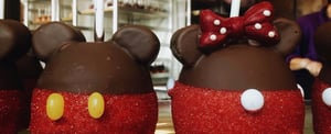 How to DIY Walt Disney World's Famous Mickey and Minnie Mouse Apples