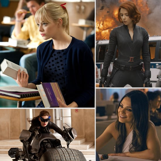 Actresses in Summer Movies 2012
