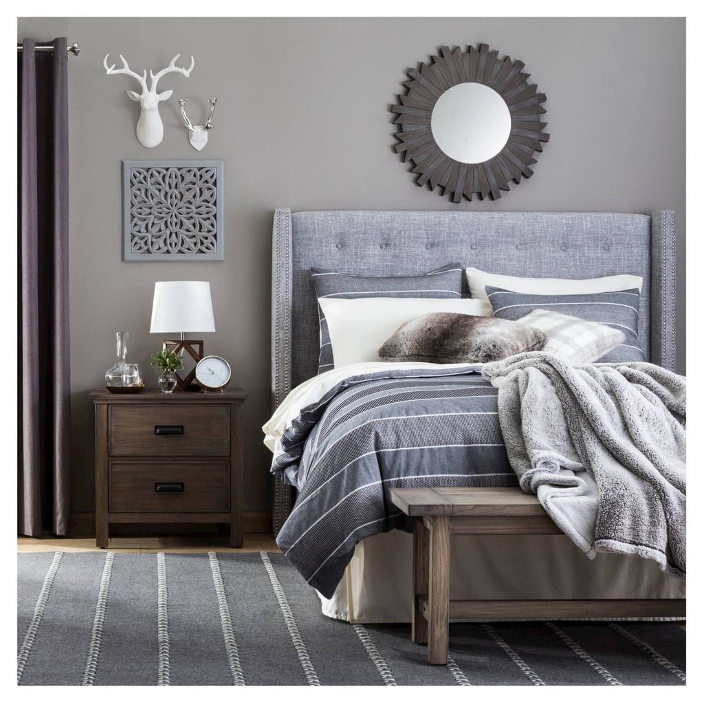 Modern Classic And Rustic Bedrooms: POPSUGAR Home Photo 13