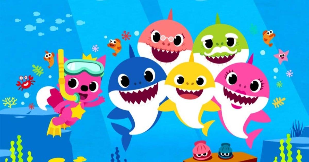 Baby Shark Tv Show Netflix Popsugar Australia Parenting