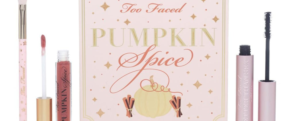 Too Faced Pumpkin Spice Eye Palette Collection