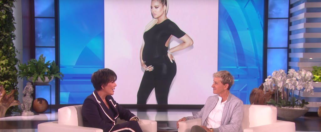 Kris Jenner on The Ellen DeGeneres Show May 2018 Video
