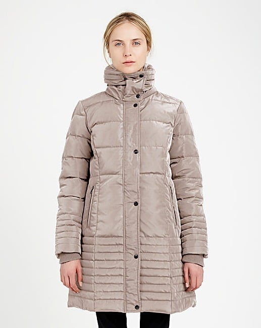 Puffa Padded Coat (£120) | Best Coats For Cold Winter