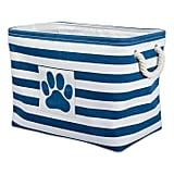 Pet Toy and Accessory Storage Bin