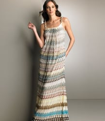 Missoni Chain Strap Patio Dress