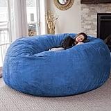 8-Foot ChillSack Bean Bag Chair